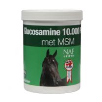 NAF Glucosamine 10.000 +MSM   Stalapotheek.nl